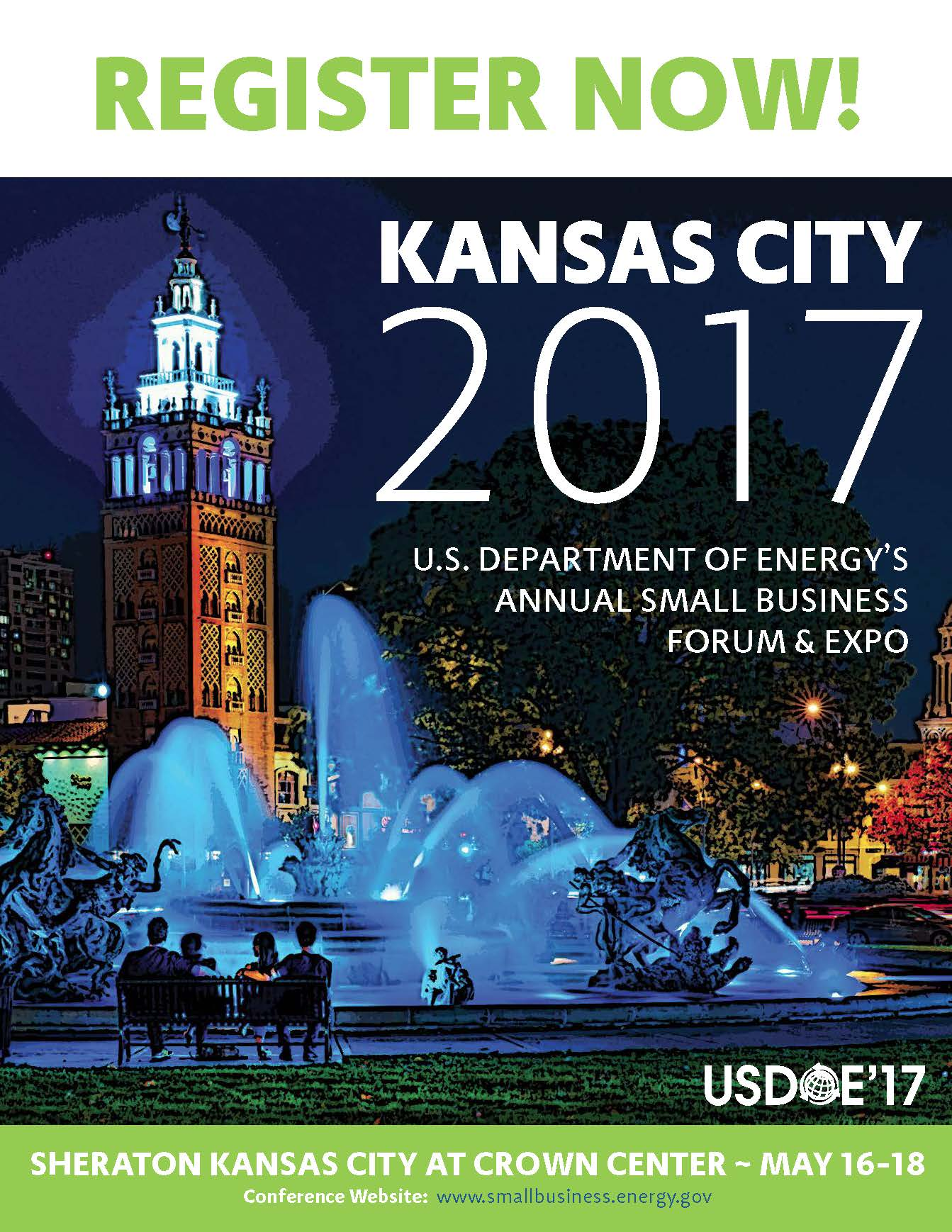 Kansas City 2017 Register Now Flyer
